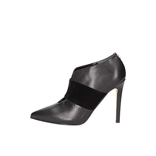 Guess Scarpe Donna Ankle Boot Mod. Ovila Shootie TC 100 Pelle Black D20GU57