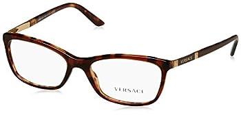 Versace Women s VE3186 Eyeglasses 52mm
