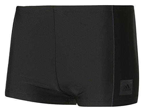 adidas Herren Infinitex Essence Core Boxer-Badehose, Black/Utility Black, 4