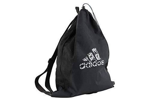 adidas Carry Sack Sporttasche, Schwarz, 46 x 58 x 58 cm