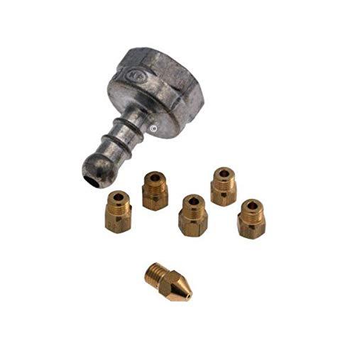 Kit d'injecteurs butane/propane Four, cuisinière 76X7178 SAUTER