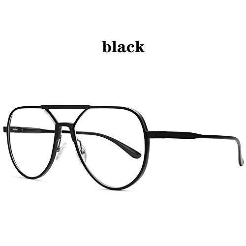 WWDKF Blaulichtfilter Brille Vollrandbrille Aus Aluminium Mit Magnesiumrahmen Für PS4-Gaming-Computer. Anti-Blaulicht, Anti-Ultraviolett Verhindern Die Ermüdung Der Augen,A