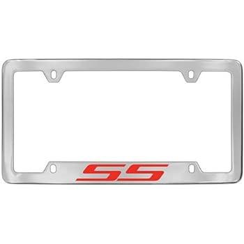 Ford Escape Black Coated Metal License Plate Frame Holder Baronlfi