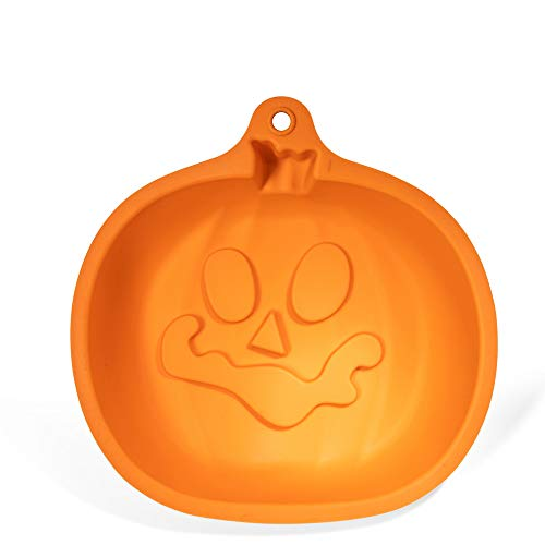 D-Mail Stampo in Silicone Zucca Halloween