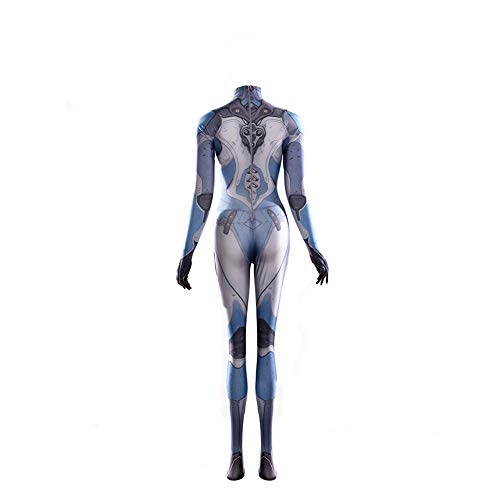 HEROMEN Starcraft Sarah Louise Kerrigan Cosplay Kostüm,Halloween Kostüme Party Storm Hero Kleidung,Lady-XXL