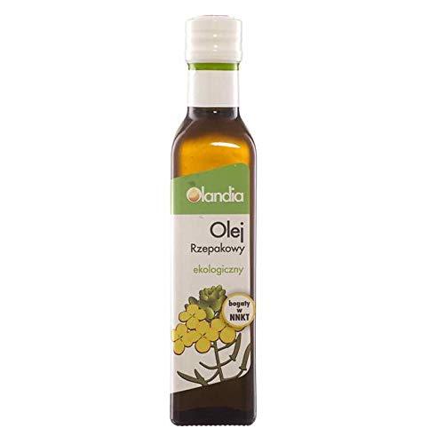 Olio di colza 250 ml BIO Olandia