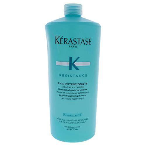 Kerastase Resistence Bain Extensioniste, Shampoo rinforzante per la lunghezza 1000ml