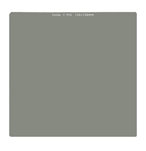 Haida CPL Optisches Glas Zirkular-Polarisator C-POL Filter 150 mm Lee kompatibel 150