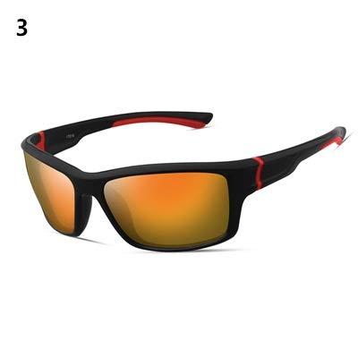 WZXCAP Ciclismo Gafas de Sol al Aire Libre Sprot MTB montaña de...