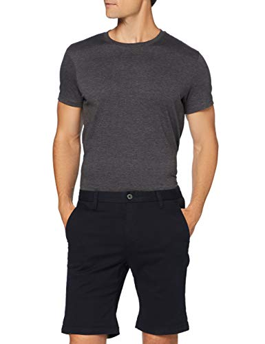 Amazon-Marke: MERAKI Herren Shorts Short Classic Chino, Blau (Navy), M