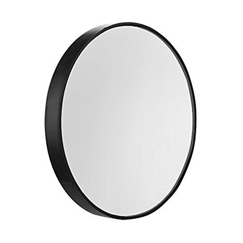 Frcolor Miroir de maquillage, 3.5inch 15X loupe détachable avec ventouses