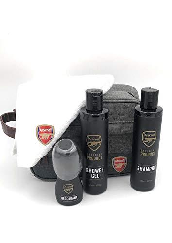 Offizielles Arsenal F.C Geschenkset für jeden Arsenal FC Fußball-Fan, tolles Geschenk für Papa und das beste Geschenk für jeden Anlass