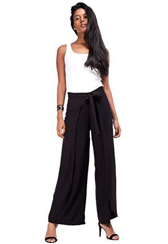 Calça Pantalona Amazonia Vital Envelope Black (UN)