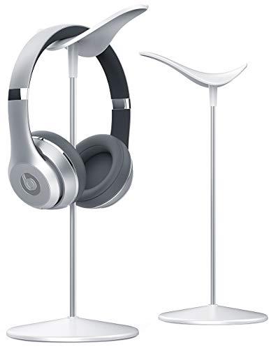 Lamicall Kopfhörer Ständer, Universal Kopfhörer halter für Over Ear Kopfhörer - Weiß