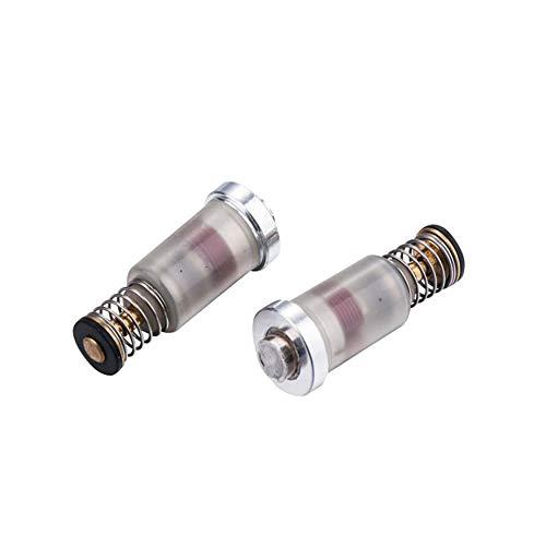 EARTH STAR ESMA8,5 A 8,5 mm Durchmesser Dichtung, Magnetventil für Gasheizung, Sicherheitsventil, Elektromagnetisches Flammenausfall, 2 Stück