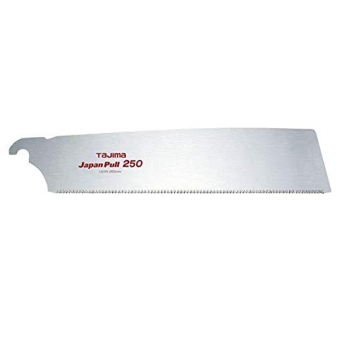 Tajima Ersatzsägeblatt für Japan Pull Zugsägen, 250mm feine Verzahnung, TAJ-60013