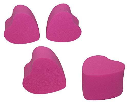 hearts for heels im Doppelpack exklusiv von Delfa: 2 Paar Schuhpads für High Heels