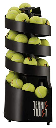 Sports Tutor Tennis Twist - Beginner Tennis Machine - Battery Powered