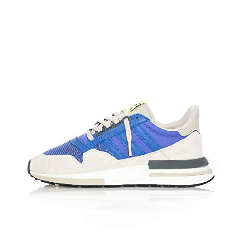 Adidas ZX 500 RM, Zapatos de Escalada para Hombre, Multicolor (Lilrea/Negbás/Ftwbla 000), 39 1/3 EU
