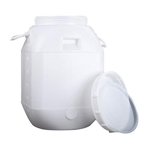 Outdoor-Reisen Camping Wassertank Kunststoff-Wasservorratsbehälter, Auto Tragbaren Eimer Trinkwasserspeicher Eimer Notspeicher Wassertank, Säure-und Alkali-resistenten Chemischen Fass