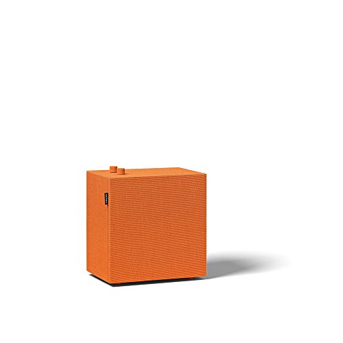 Great Price! Urbanears Stammen Multi-Room Wireless and Bluetooth Connected Speaker, Goldfish Orange ...