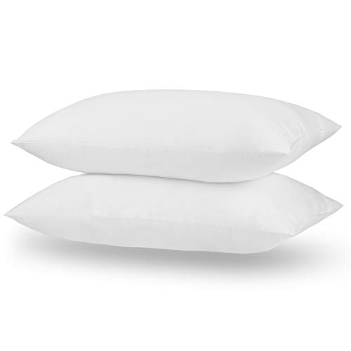 """Acanva Hypoallergenic Soft Bed Pillows For Sleeping, Standard, 20"""" x 26"""", 2 Pack"""