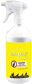 FINCA CASAREJO Solupioj Spray - para Eliminar piojos gallinas, ácaros garrapatas, chinches. - 1 ...