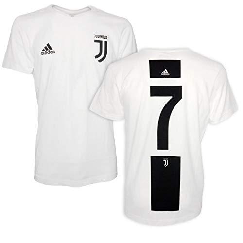 adidas Herren FI2366 Unterhemd, Weiß-schwarz, M