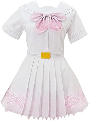 Disfraz de cosplay LoveLive Members – Anime Sailor Trajes Trajes de Halloween Navidad para niña Conjunto completo XL,Estilo 4