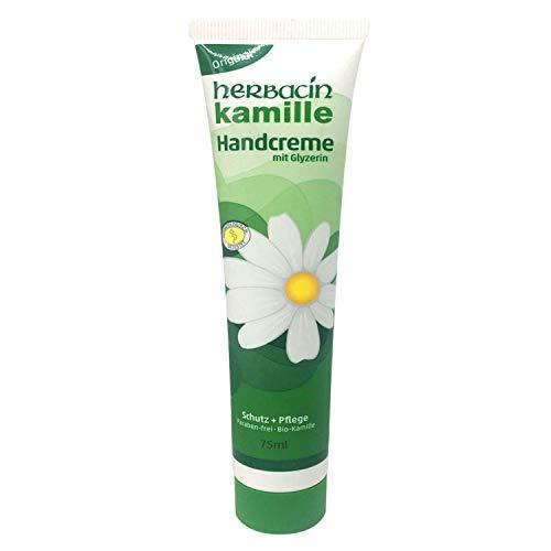 Wuta Kamille Handcreme Tube 75ml