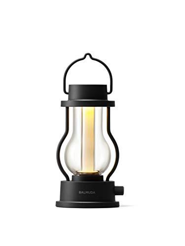 バルミューダ ザ・ランタン ブラック LED BALMUDA The Lantern L02A-BK