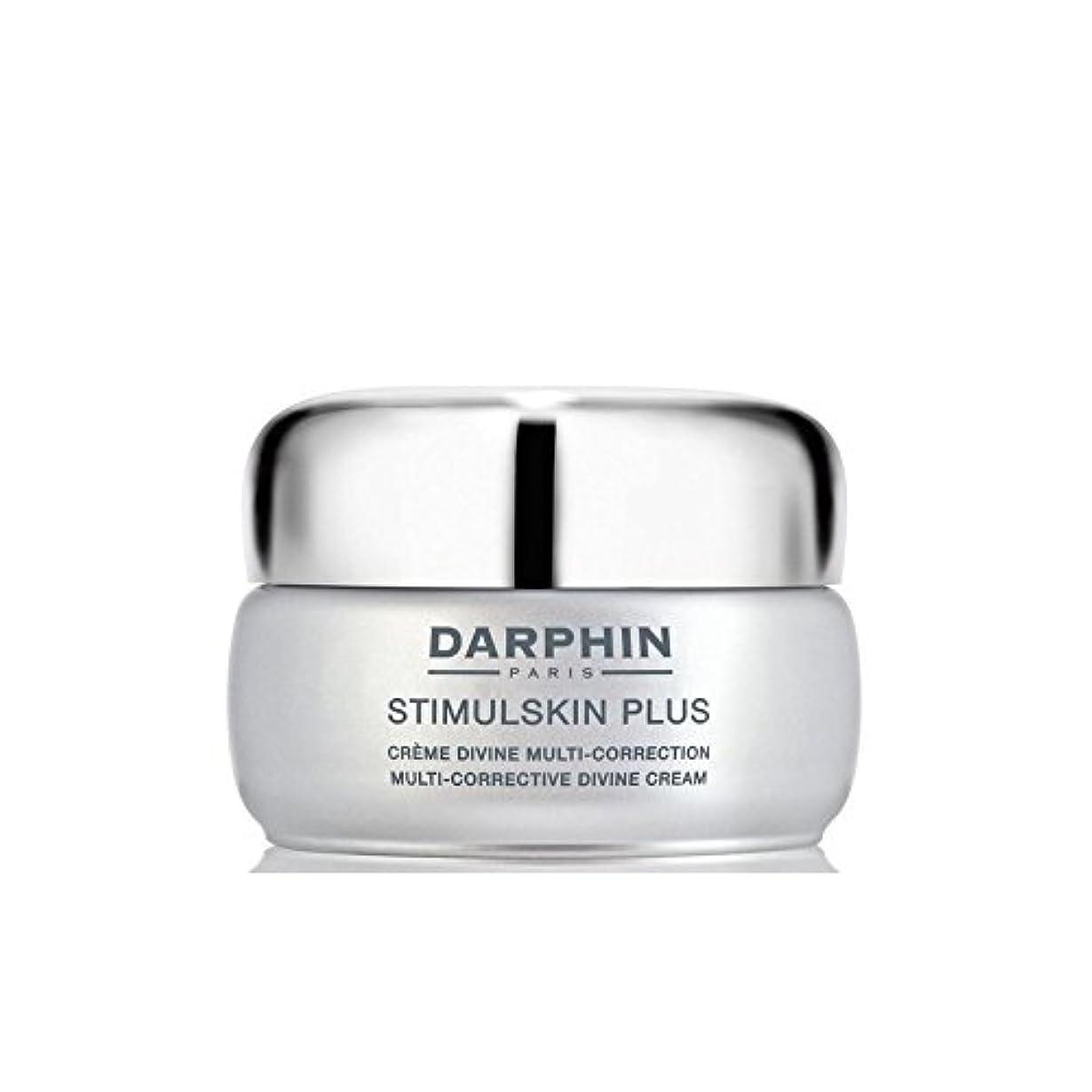 懲戒膜流Darphin Stimulskin Plus Multi-Corrective Divine Cream - Rich - ダルファンスティプラスマルチ是正神クリーム - 豊富 [並行輸入品]