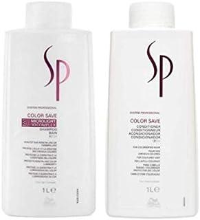 Kit Shampoo e Condicionador Wella SP Color Save