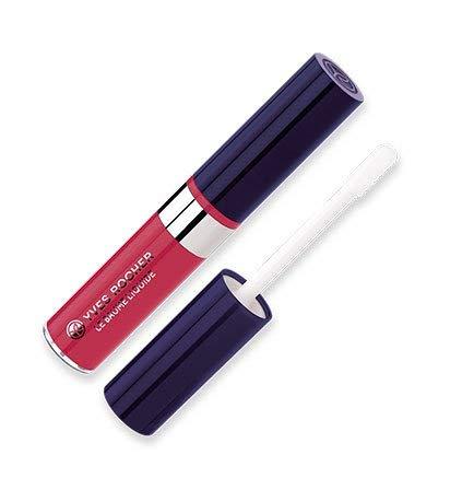Yves Rocher COULEURS NATURE Liquid Lipbalm 09 Rose leger, Lipgloss glänzend & pflegend in Pink, 1 x...