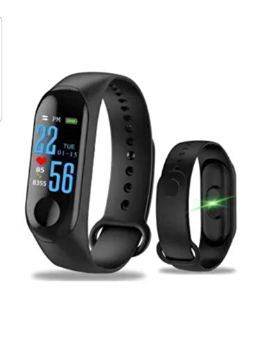 M3 Bluetooth Exercise Tracker/Smart Fitness Wristband/Smart Watch/Heart Rate Monitor/Smart Fitness Bracelets Activity/Pedometer