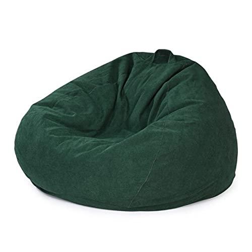 lacrima gioco adulti poltrona sacco divano poltrona, relax persone soggiorno poltrona sacco poltrona - solo copertina - verde, a1