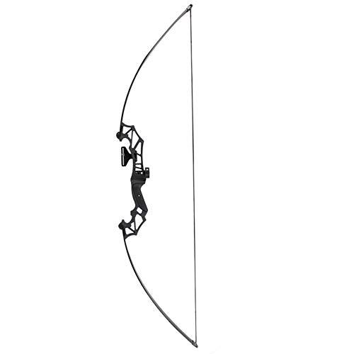 DishyKooker TOPARCHERY Straight Bow Right Hand Schießbogen Recurve Compoundbogen Single Needle Sight £ 30