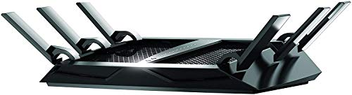 Netgear Nighthawk R8000P Router WiFi Gaming X6S con Velocidad AC4000 Tribanda Compatible...
