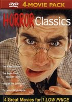 Horror Classics Volume 6: The Killer Shrews, The Brain that Wouldnt Die, King of the Zombies, Dr. Jekyll & Mr. Hyde