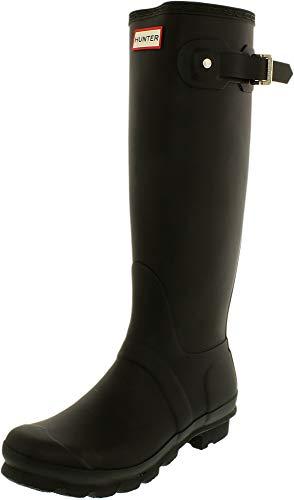 Hunter Original Tall W23499-BLACK - Botas para mujer, Black, 36