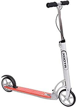 Xootr Teen/Adult Kick Scooter - Dash Model  Red