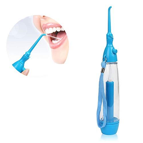 WFWPY Irrigador Bucal Portátil Lavadora a presión eléctrica Irrigador Dental Oral y...