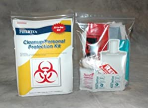 Cleanup/Personal Protection Kit (bag w/supplies)