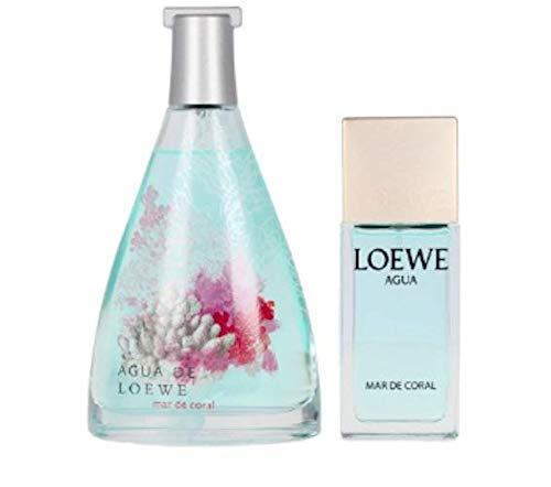 Loewe Agua De Loewe Mar De Coral Lote 2 Pz 100 ml