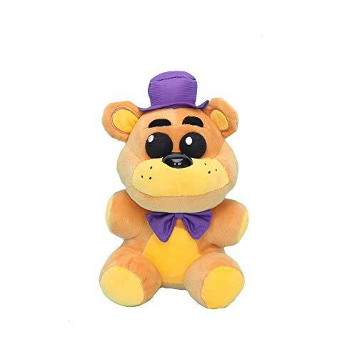 FNAF Teddy Bear Plush Soft Toy Doll for Kids Neue Ankunft Teddy Bär Plüsch Stofftier Puppe Für Kinder