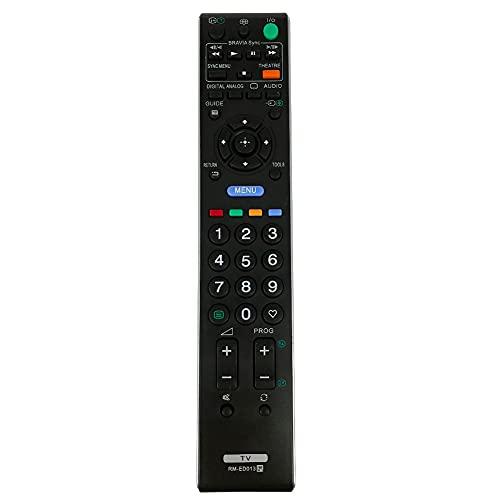 haiqingqin Sony - Mando a distancia universal para Sony Smart TV con pantalla LCD LED, Sony Bravia RMT-TX100D