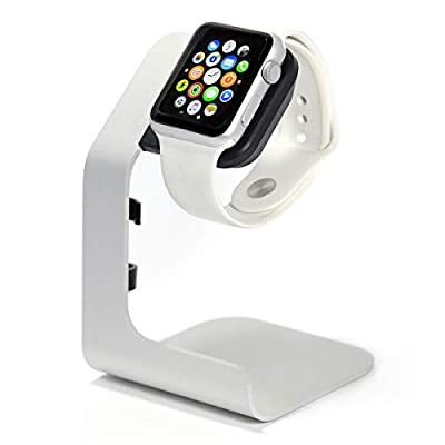 Apple Watch Stand-Tranesca Apple Watch charging stand for Series 5 / Series 4 / Series 3 / Series 2 / Series 1; 38mm/40mm/42mm/44mm Apple watch (Must have Apple watch Accessories) by Tranesca