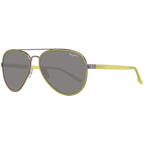 Pepe Jeans Pj5123C659 Gafas de Sol, Silver, 59 para Hombre