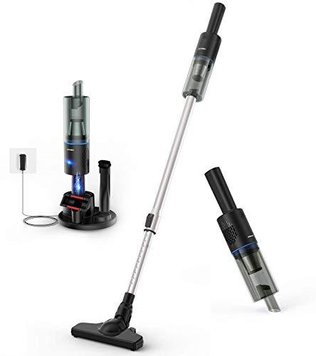 cordless broom stick vacuum - 8