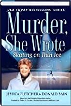 LARGE PRINT - Murder, She Wrote: Skating on Thin Ice
